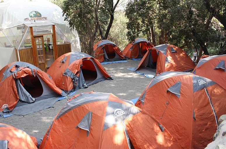Campamento de Pregrado